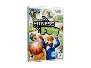 Family Party: Fitness Fun Wii Game D3PUBLISHER