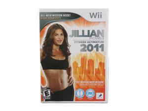 Jillian Michaels Fitness Ultimatum 2011 Wii Game D3PUBLISHER