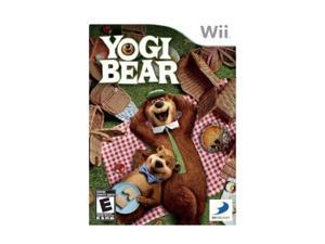 Yogi Bear: The Video Game Wii Game D3PUBLISHER