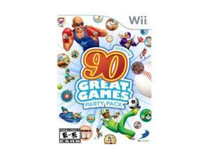 Family Party: 90 Great Games Party Pack Wii Game