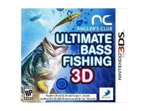 Angler's Club: Ultimate Bass Fishing 3D Nintendo 3DS Game