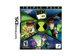 Ben 10 Triple Pack Nintendo DS Game D3PUBLISHER