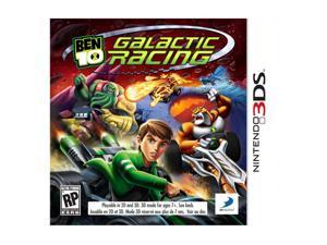 Ben 10: Galactic Racing Nintendo 3DS Game D3PUBLISHER