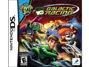 Ben 10: Galactic Racing Nintendo DS Game