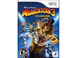 Madagascar 3: The Video Game Wii Game D3PUBLISHER