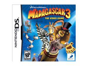 Madagascar 3: The Video Game Nintendo DS Game D3PUBLISHER