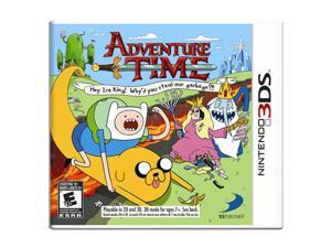 Adventure Time Nintendo 3DS Game