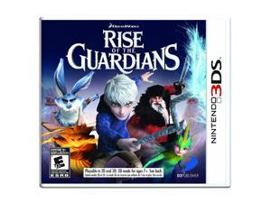Rise of the Guardians: The Video Game Nintendo 3DS Game                                                                  ...