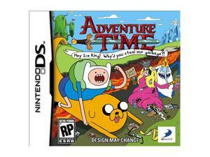Adventure Tim: Hey Ice King Nintendo DS Game D3PUBLISHER