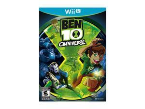 Ben 10: Omniverse Wii U Games