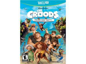 The Croods: Prehistoric Party! Wii U Game D3 Publisher