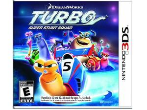 Turbo: Super Stunt Squad Nintendo 3DS Game D3PUBLISHER
