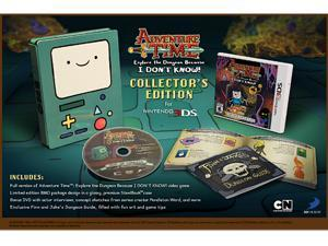 Adventure Time: Explore the Dungeon Because I DON'T KNOW! - Collector's Edition Nintendo 3DS Game D3PUBLISHER