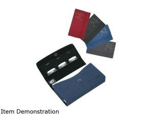 Mad Catz Microsuede Wallet for Nintendo 3DS - Blue