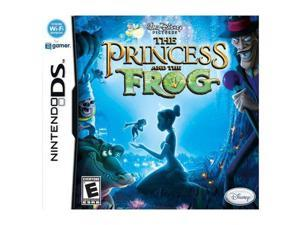 Princess and the Frog Nintendo DS Game