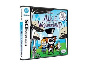 Alice in Wonderland Nintendo DS Game Disney