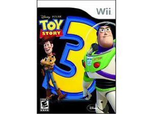 Toy Story 3 The Video Game Wii Game