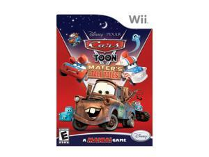 Cars Toon: Mater's Tall Tales Wii Game Disney
