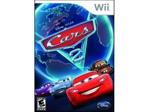 Cars 2: The Video Game Wii Game