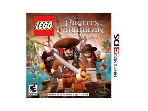 Lego Pirates of the Caribbean Nintendo 3DS Game Disney