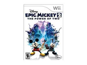 Disney Epic Mickey 2: The Power of Two for Nintendo Wii #zMC