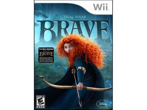 Disney Pixar Brave: The Video Game for Nintendo Wii