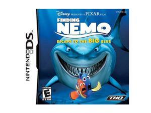 Finding Nemo: Escape to the Big Blue Nintendo DS Game Disney