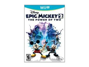 Epic Mickey 2: Power of Two Wii U Game
