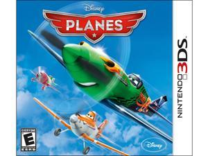 Planes Nintendo 3DS Game