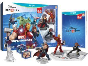 Disney INFINITY: Marvel Super Heroes (2.0 Edition) Wii U