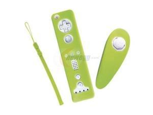 intec Remote/Nunchuk Glow Skins for Wii