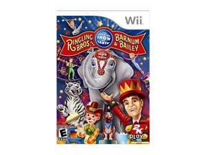 Ringling Brs. & Barnum & Bailey Circus Wii Game