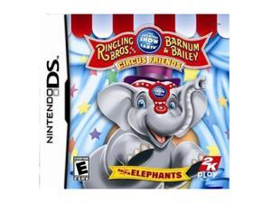 Ringling Bros. & Barnum and Bailey Circus Nintendo DS Game 2K Games