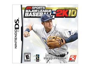 Major League Baseball 2k10 Nintendo DS Game