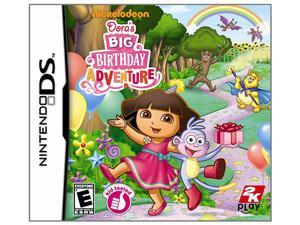 Dora the Explorer: Big Birthday Adventure DS Game