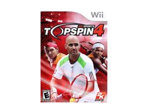 Top Spin 4 Wii Game