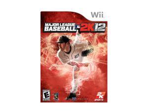 MLB 2k12 Wii Game