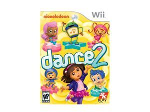 Nickelodeon Dance 2 Wii Game 2K GAMES