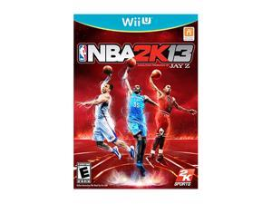 NBA 2K13 Wii U Games