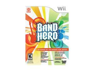 Band Hero (Game Only) Wii Game Activision