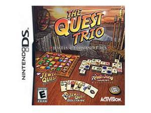 Quest Trio Nintendo DS Game Activision