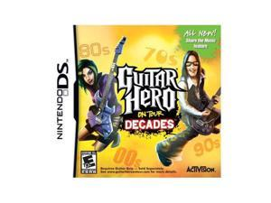 Guitar Hero On Tour Decades (Game Only) Nintendo DS Game