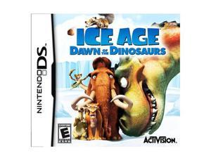 Ice Age: Dawn of the Dinosaur Nintendo DS Game