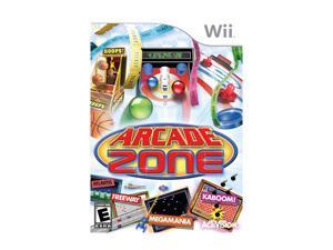 Arcade Zone Wii Game