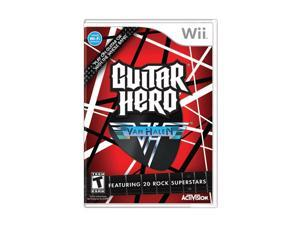Guitar Hero: Van Halen (Software Only) Wii Game