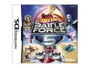 Hot Wheels: battle Force 5 Nintendo DS Game