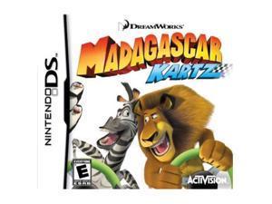 Madagascar Kartz Nintendo DS Game