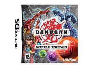 Bakugan 2 Battle Trainer Nintendo DS Game