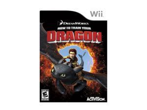 How to Train Your Dragon Wii Game