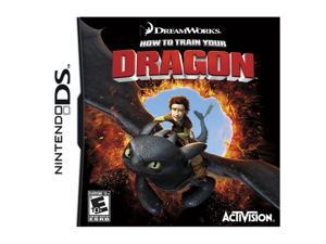 How to Train Your Dragon Nintendo DS Game Activision